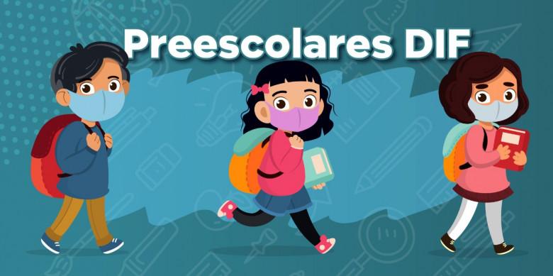 Preescolares DIF