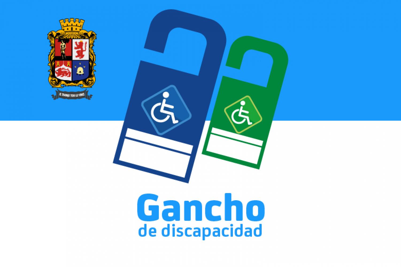 Ganchos para Discapacidad temporal y permanente